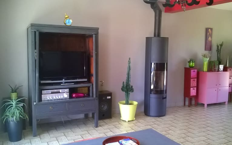 appartement à 2 min de la plage - La Turballe - Apartment