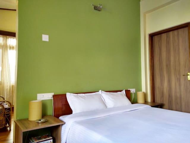 Suite 1 (Bedroom)