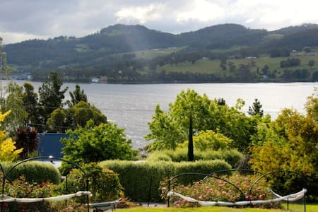 Gorgeous garden studio, water views - Wattle Grove - Apartament