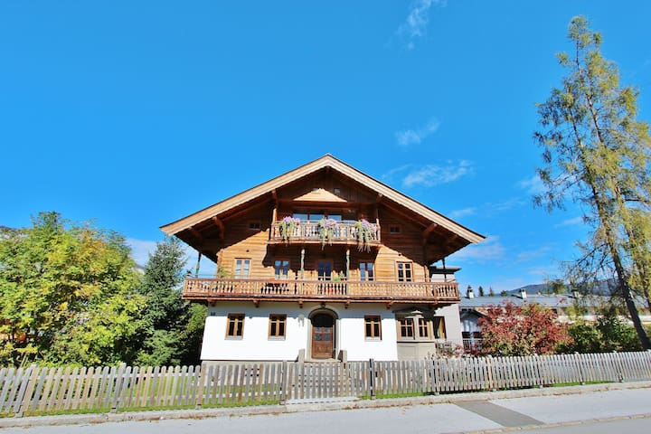 Luxuriöses Apartment inmitten der Kitzbühler Alpen