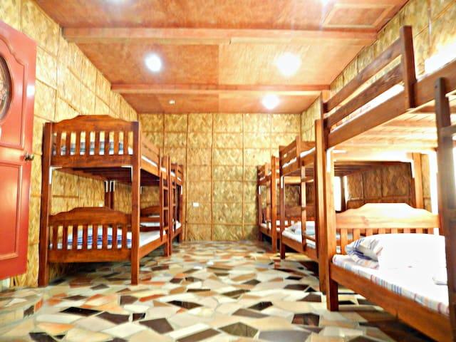 Barkada Room 10-15 pax  MIguel's Los Banos resort