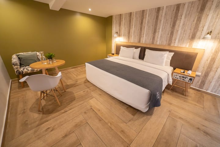 VxT - Luxury Room #11 Best Place in Quito