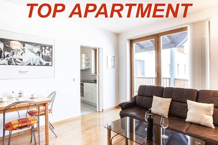 Gmunden, ruhig und zentrale Wohnung - Gmunden - Byt