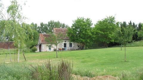 La Bergerie, la pequeña casa en el prado...