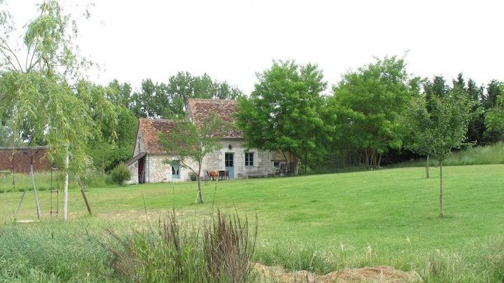 La Bergerie, la petite maison dans la prairie...