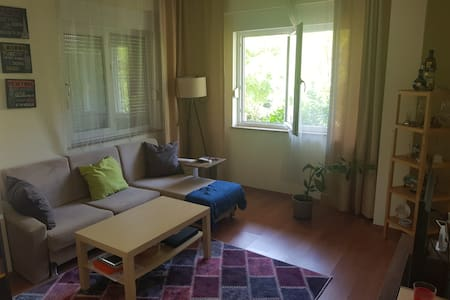 Doublex Flat close to beaches, Double Bedroom