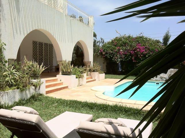 Villa Regina à Hammamet Nord