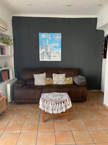 Excelente piso en el centro de Moraira