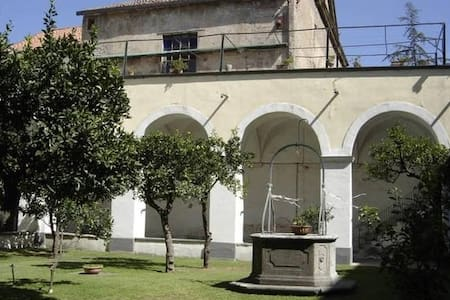 Cimitile (Napoli) -appartamento in dimora storica - Cimitile - Leilighet