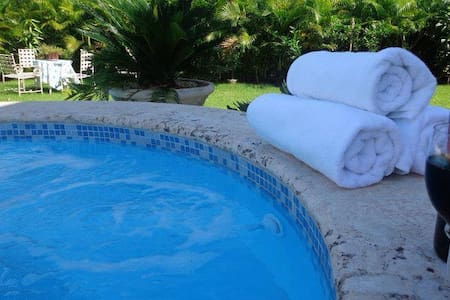 * Villa Familiar Privada en Guavaberry
