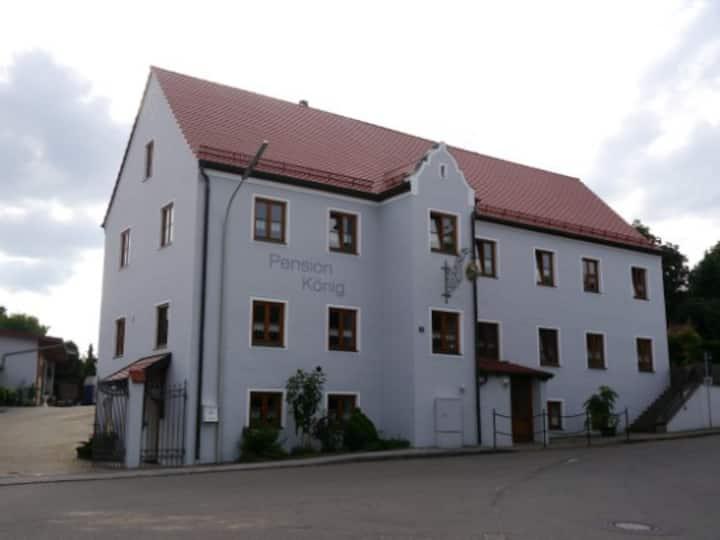 Bergheim, Nahe der Donau