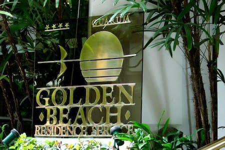 Flat Apart Hotel Guarujá-Pitangueiras Golden Beach