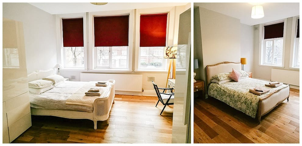 Tower Bridge,  2 Very Large Double Rooms - London - Apartment