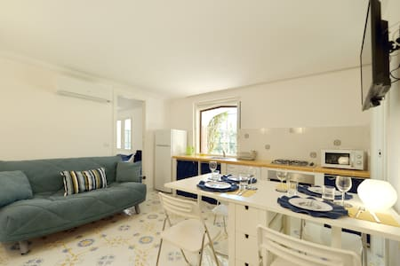 Casa Centane, casetta con giardino - Procida - Wohnung