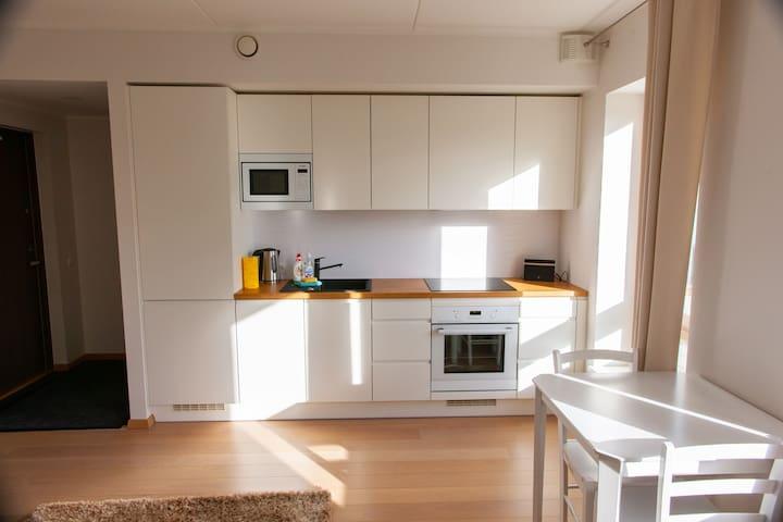Livonia Apartments - Keldrimäe