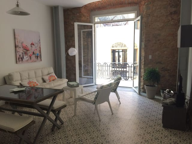 Beautiful apartment in the heart of Casco Antiguo - Panamá - Daire