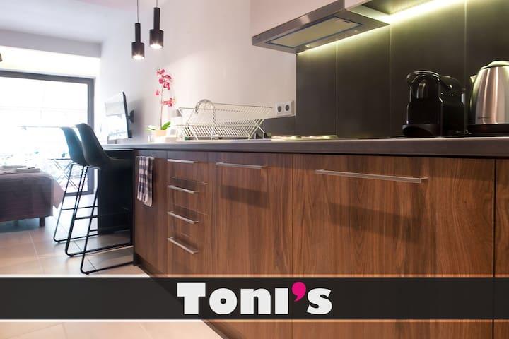 Toni's - Golden Studio near Acropolis Museum