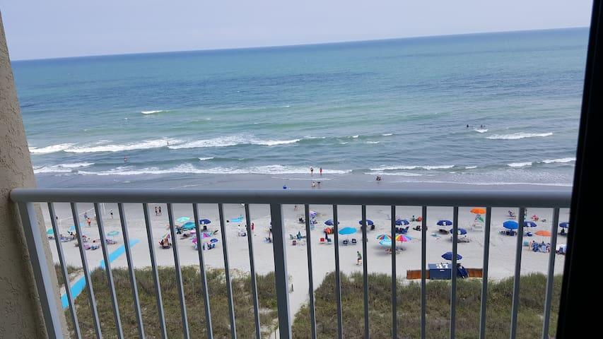 Ocean View 2 BR Westwinds Sleep 6