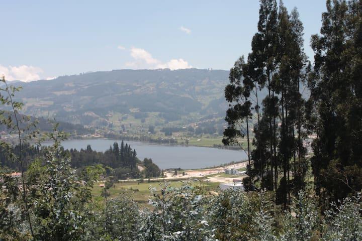 Loma Tibia No 8 Paipa - Paipa - House