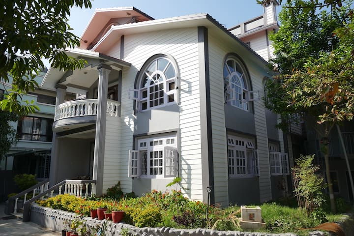 European Garden Detached House villa near Thamel