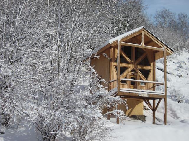 La cabane du pommier - Orelle - Chalé