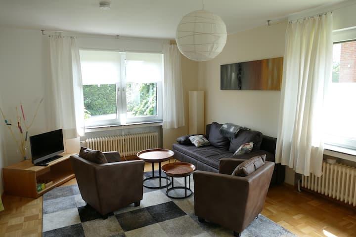 Wohnung mit Wintergarten