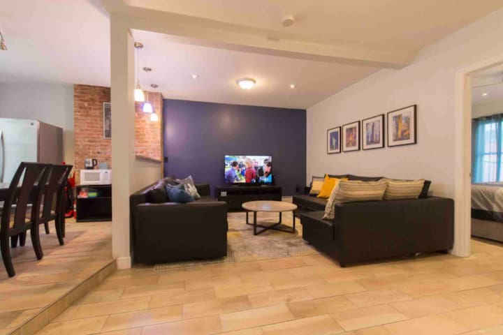 Affordable Renovated 2BR Apt Close to NYC Time SQ