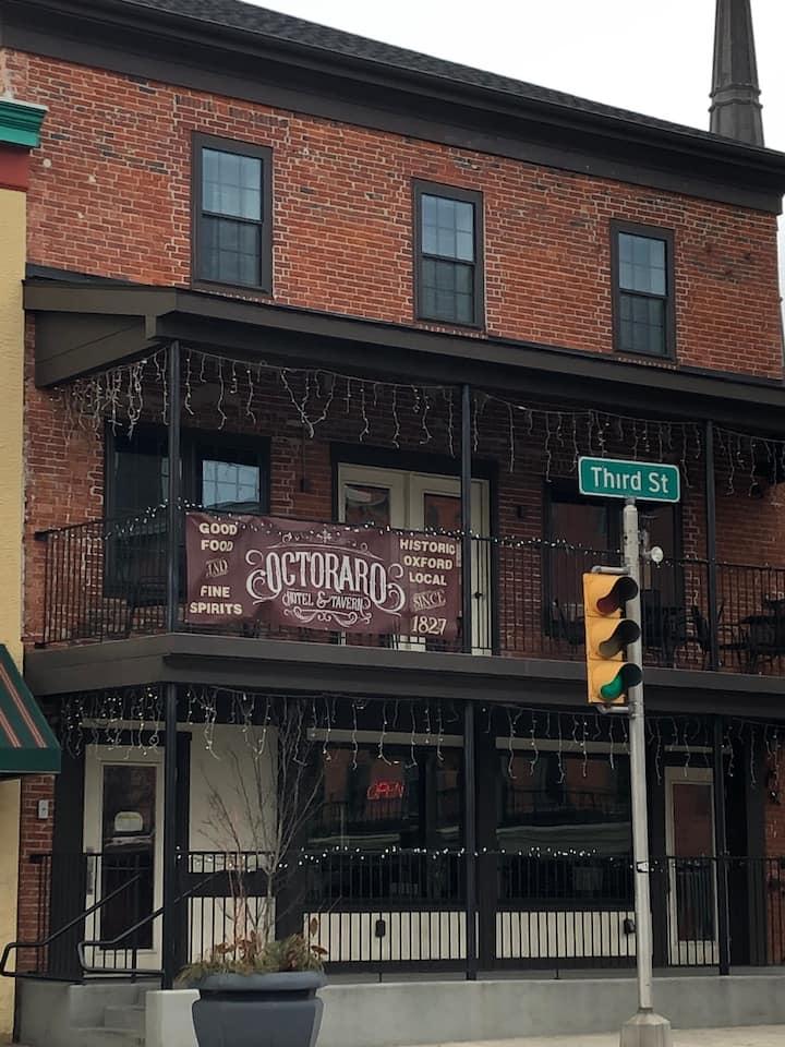 Modern APT in Historic Octoraro Hotel & Tavern