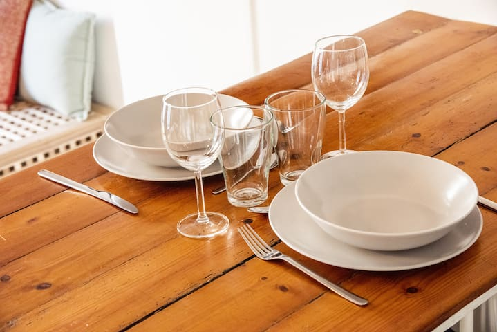 Espace repas / Bar à manger