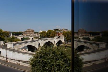 Vatican view on Castel SantAngelo 1 - Apartamento