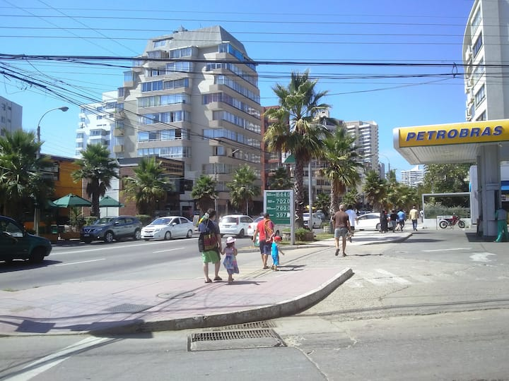 Apartamento vacacional a paso playa