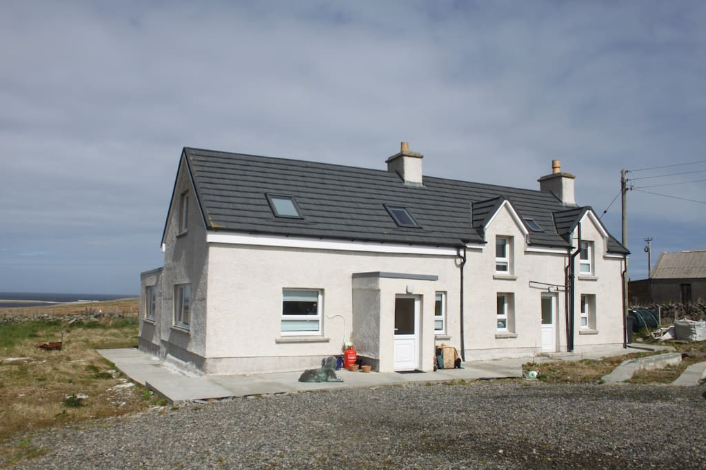 taigh solus gaelic for house of light h user zur miete in arnol schottland vereinigtes. Black Bedroom Furniture Sets. Home Design Ideas
