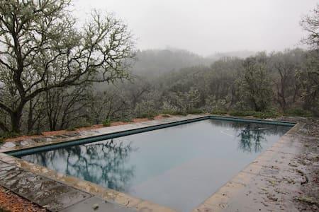 Private Retreat in Mendocino County - Ukiah