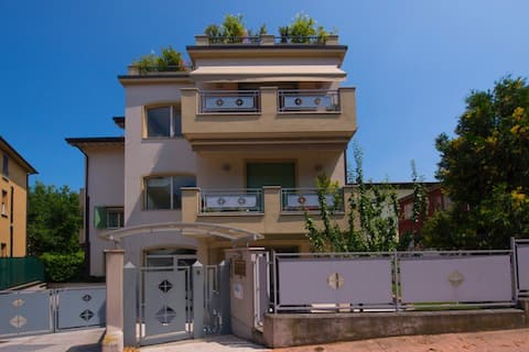 Luxury apartment Garda Lake