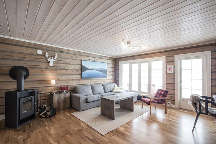 """Mountain Lodge """"Blådalen"""" - Sykkylven - Cabana"""