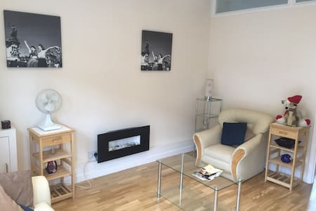 Furnished and self contained 1 bed flat in Watford - Watford - Lägenhet