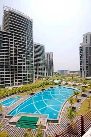 Rosedale,New Town Rajarhat - Luxury NRI Complex