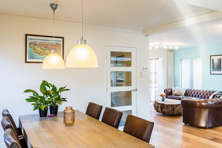 Luxe woning voor 5 personen op toplocatie! - Huisduinen - Casa
