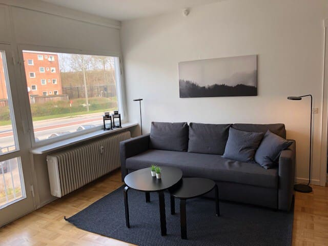 2 room apartment with beds for 4,l66st1