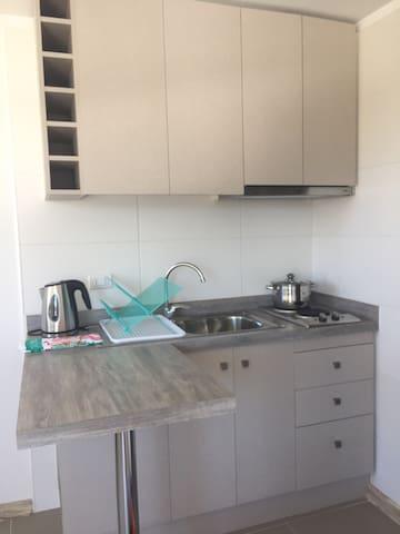 Estudio a 3 cuadras portal temuco - Temuco  - Apartment