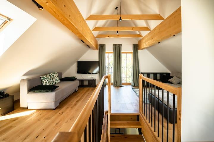 SKED'N II peacefull village apartment
