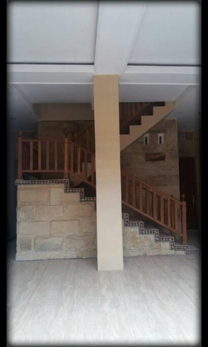 tangga(stairs)