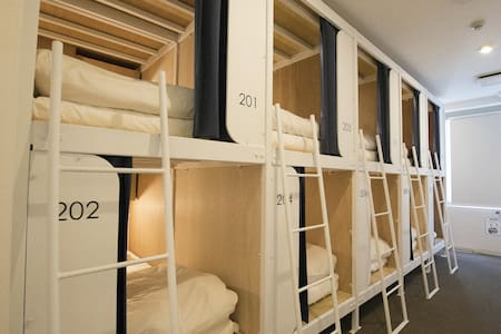 Immagine 5 di Hiromas Hostel in Kanda/Dormitory 1bed/Female only