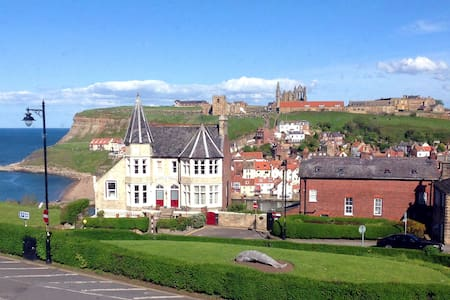 Best view in Whitby! - Whitby