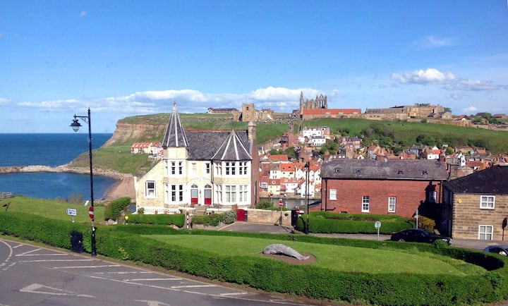 Best view in Whitby!