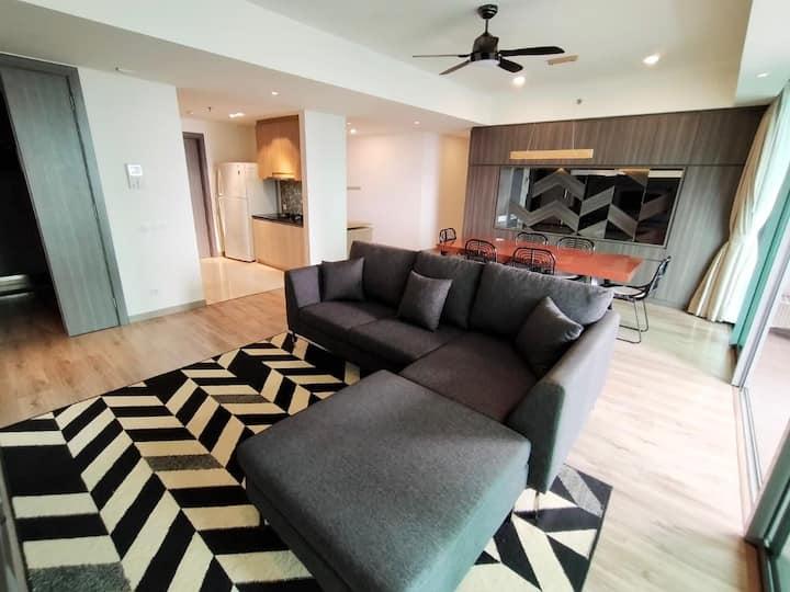 Best apartment for modern family in Puri Indah
