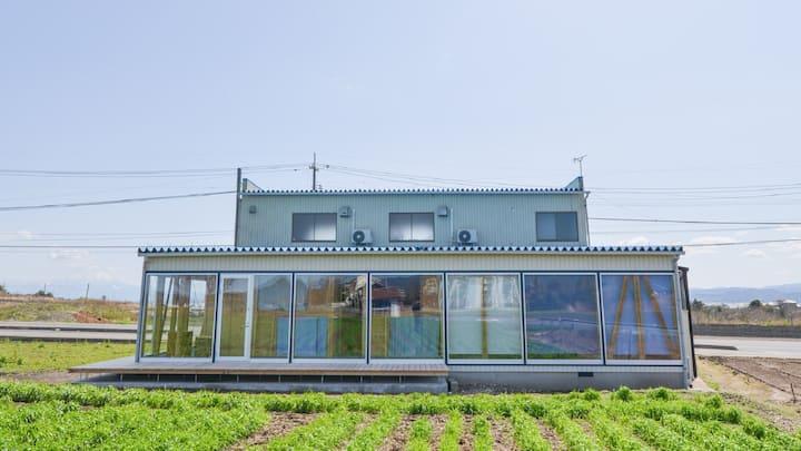COCORETO-ココリト大根島. Farm-view SPR Dorm. スーペリア