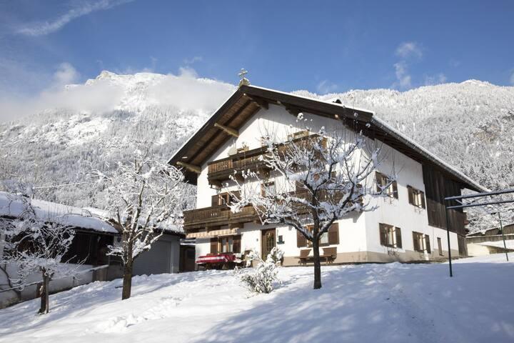 Komplettes Bauernhaus - Skiweltnähe