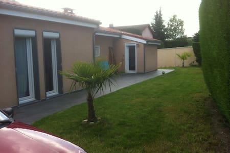 maison individuelle proche de Geoffrey guichard - Dom