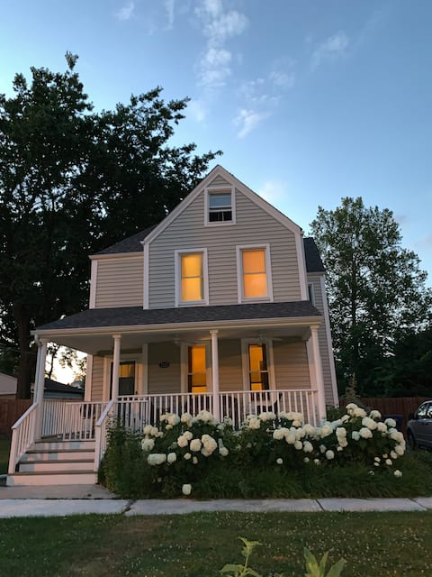 Renovated 1880s Maplewood home packed with charm